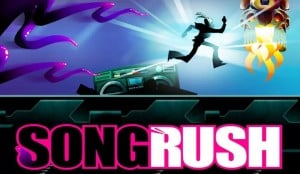 Rush Song: a running game with music