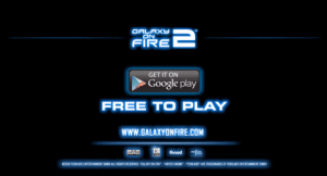 Galaxy on Fire 2 HD is available free on Play Store