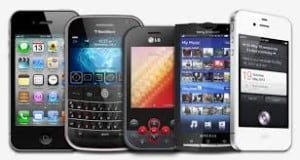 Top 5 Mobile Phones in India