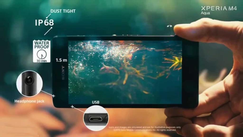 Sony Xperia M4 Aqua Specifications and Features